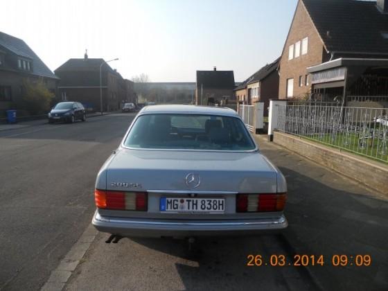 W126,280SE