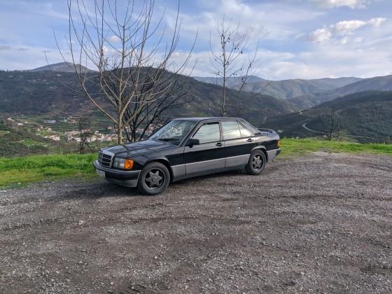 Mein 190e