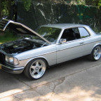 W123 coupe 5,6