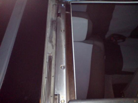 Nachtschatten - Hubschiebedach