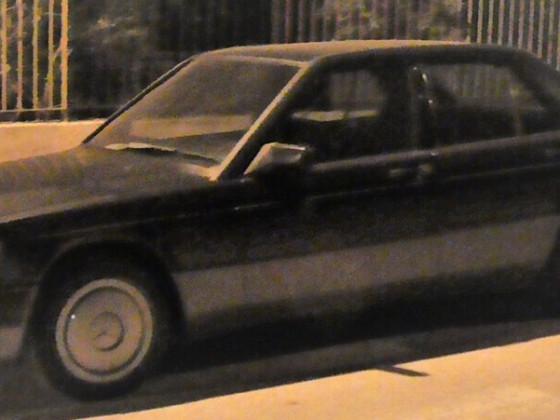 Mein 190E 1.8 (1991) (195/60 R15)