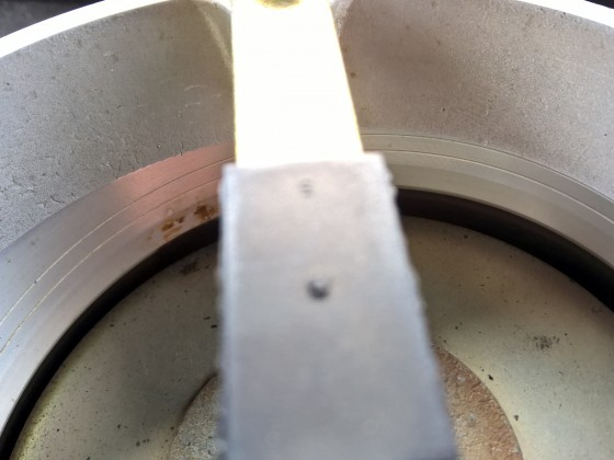 Zylindrischer Teil LMM1