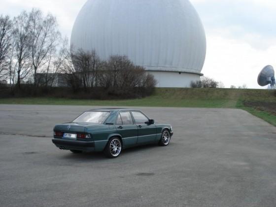 Mein 190E 2.6