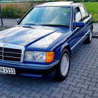 w201 2.0er in 900 Surfblau
