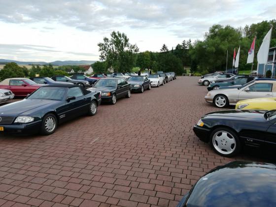 Hohenroda R129 Treffen