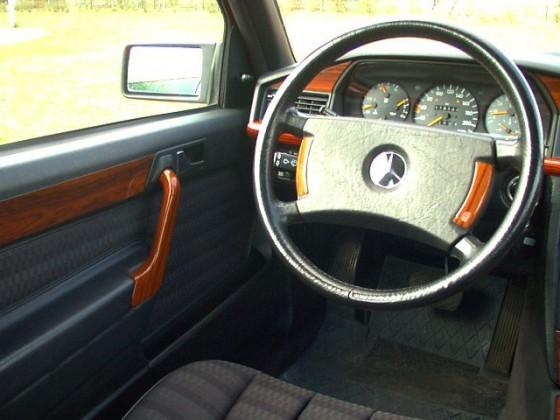 Mein Mercedes 190er W201 E 2.0