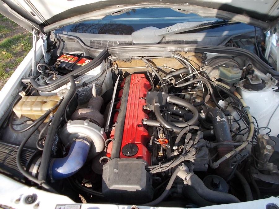 190E 3,2AMG Lotec Turbo