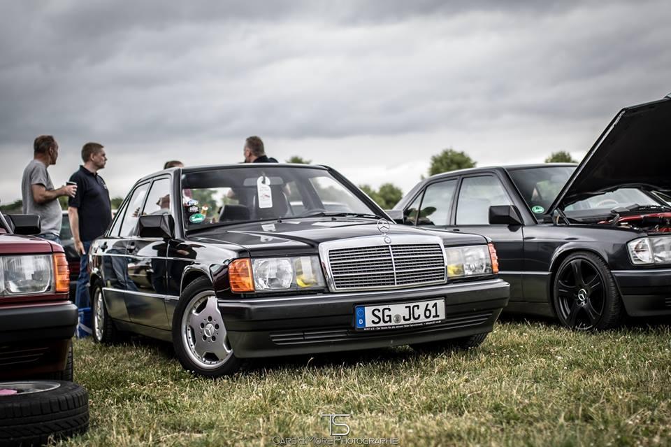 Jahrestreffen des W201 EV...Danke an TS Cars & More Photographie für das tolle Foto