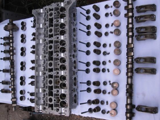 w201 M104 Umbau