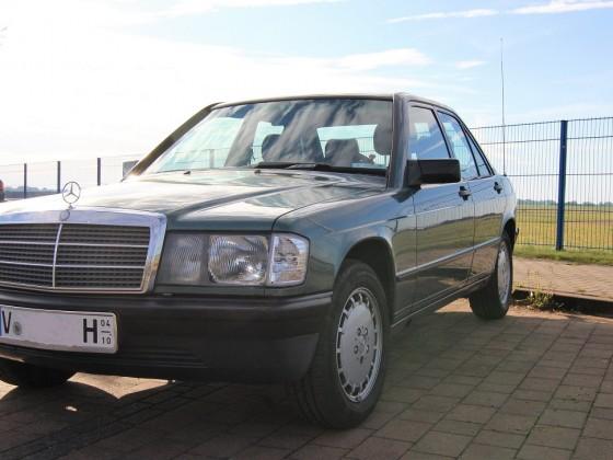 Mein 190E 2.0 aus 1987