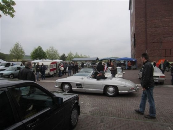 Youngtimervestival Zeche Ewald in Herten 2012 Mai