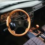 Mercedes W201 1992  1,8l