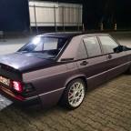 W201 1992  1,8l  BBS