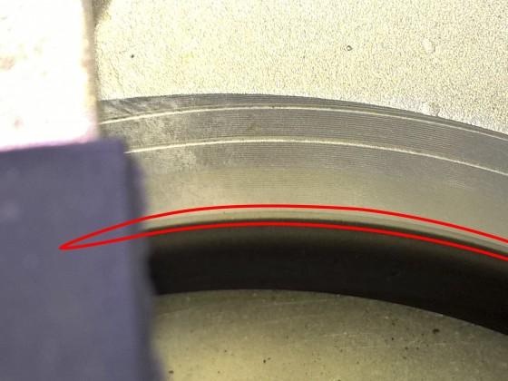 LMM zylindrischer Teil W201