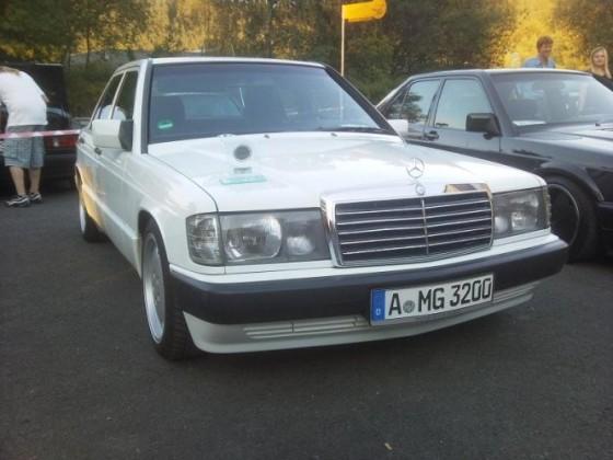 2. Platz Kategorie Diesel in Hann.Münden 2011
